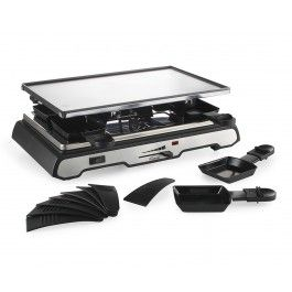 OLYMPIA 18PC REVERSIBL. RACLETTE,8P.1300