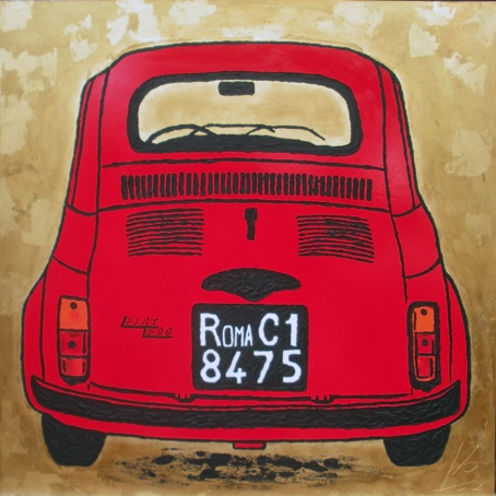 The Fiat 500 of graphic novels