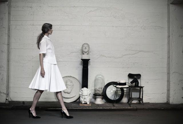 Styling: Nearholm & Rydeng Photograph: Ole Musken Model Henrietta @ heartbreak