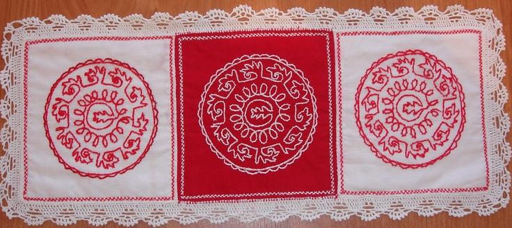 Традиции северной вышивки