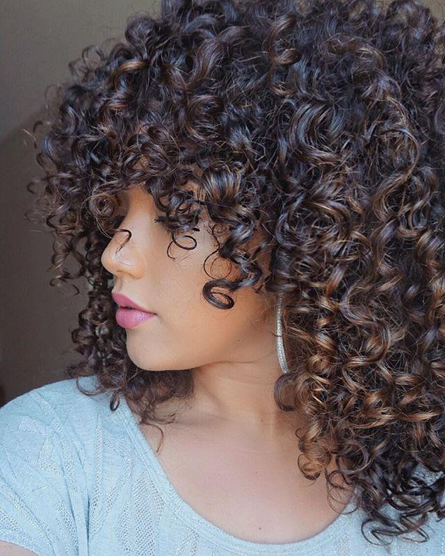 Hair, highlights