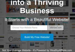 SiteRubix: Free Website builder and hosting platform