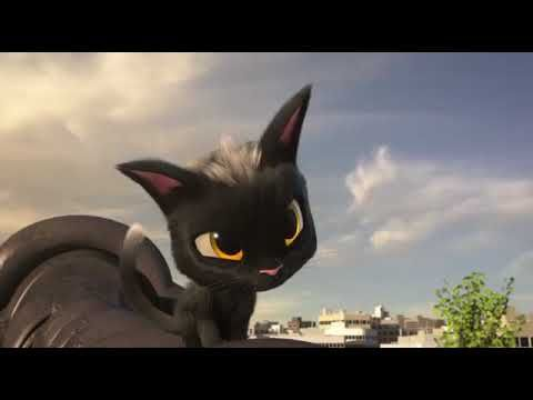 """Мультфильм покорил сердца детей  мира""""Жил был кот"""""""