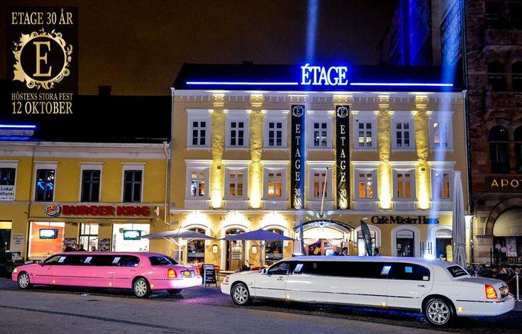 Event Limousine in Malmö, Skåne län