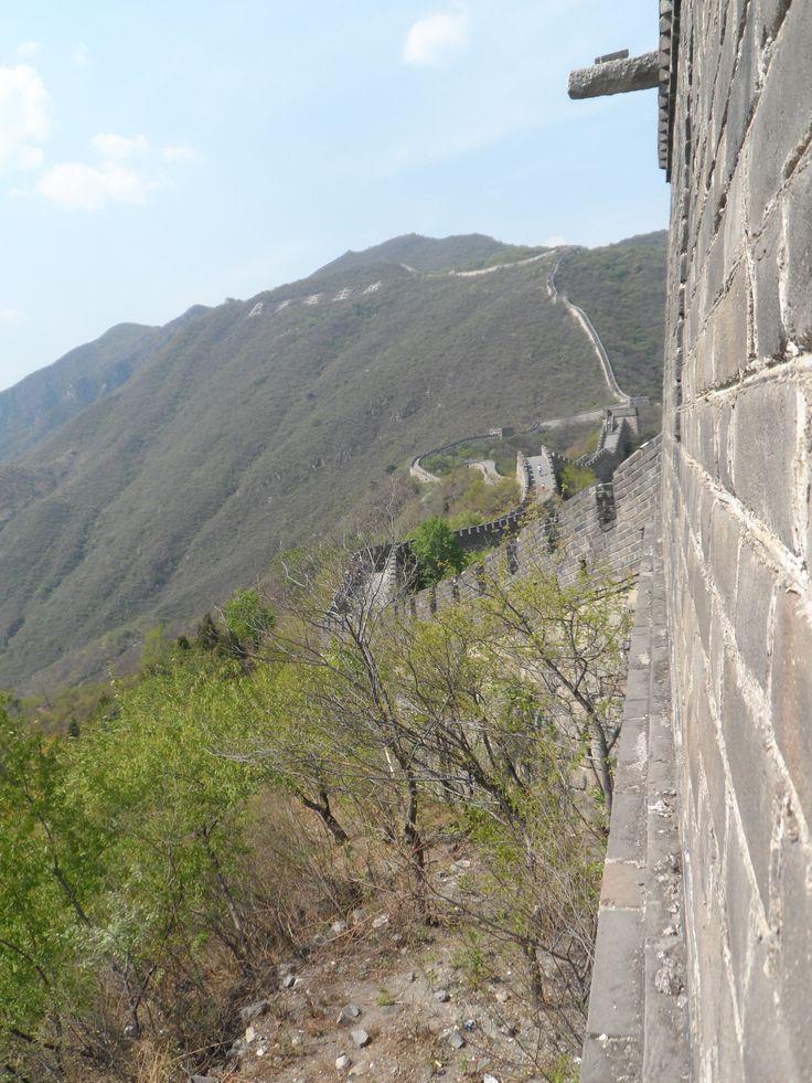 The Great Wall, China @ Mutianyu