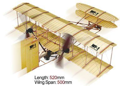 LYONAEEC Mini Wright Flyer ** Read more  at the image link.Note:It is affiliate link to Amazon.