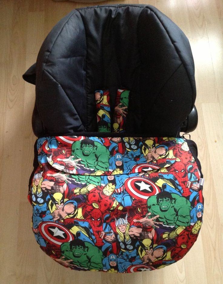 Guardians Of The Galaxy Car Seat Covers