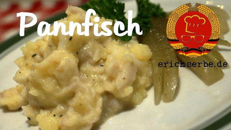 DDR Rezept: # 177 Pannfisch - YouTube