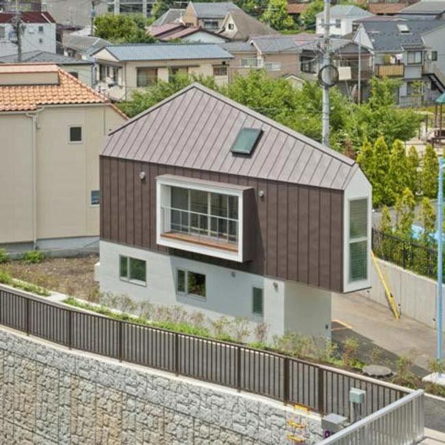 La mansión más pequeña del mundo