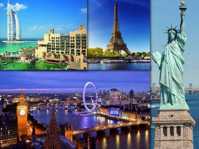 εν πλω σημειώσεις  φωτογραφίας : Οι 20 πιο δημοφιλείς πόλεις στον κόσμο,από newsbom...