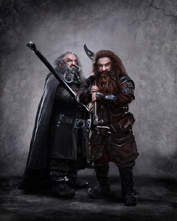 Still of John Callen and Peter Hambleton in The Hobbit: An Unexpected Journey (2012)