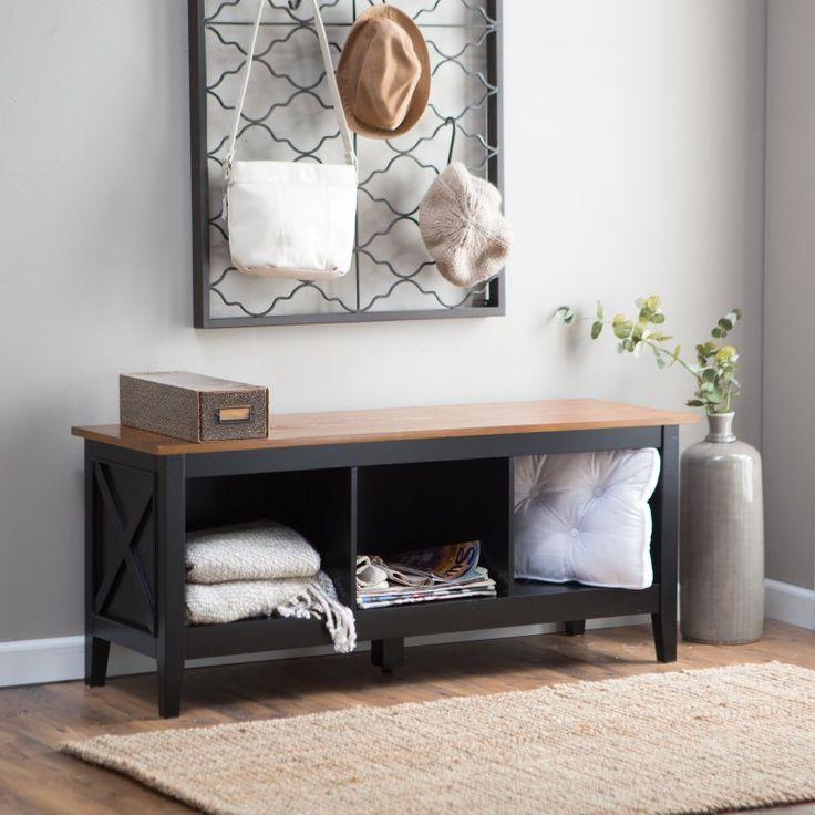 Best 25+ Indoor storage bench ideas on Pinterest | Garage storage ...