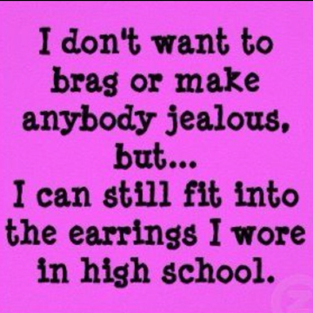 Haha!: Laughing, Quotes, Funny Stuff, So Funny, Weights Loss, Funnystuff, True Stories, Earrings, High Schools