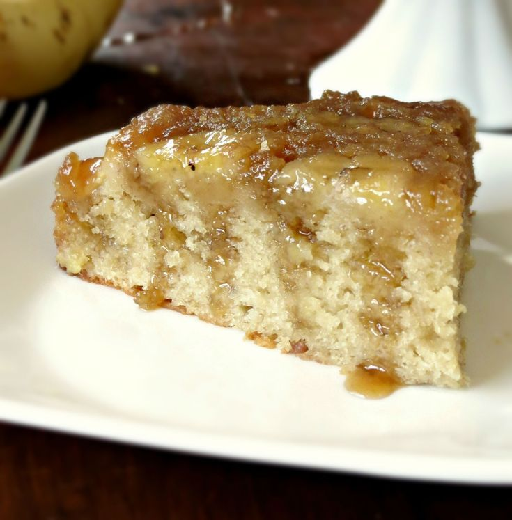 ... on Pinterest | Banana upside down cake, Cakes and Easy lemon cake