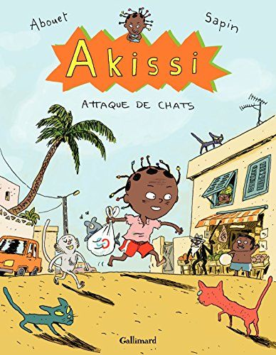 34 best books worth reading images on pinterest book akissi tome 1 attaque de chats by abouet marguerite sapin fandeluxe Image collections
