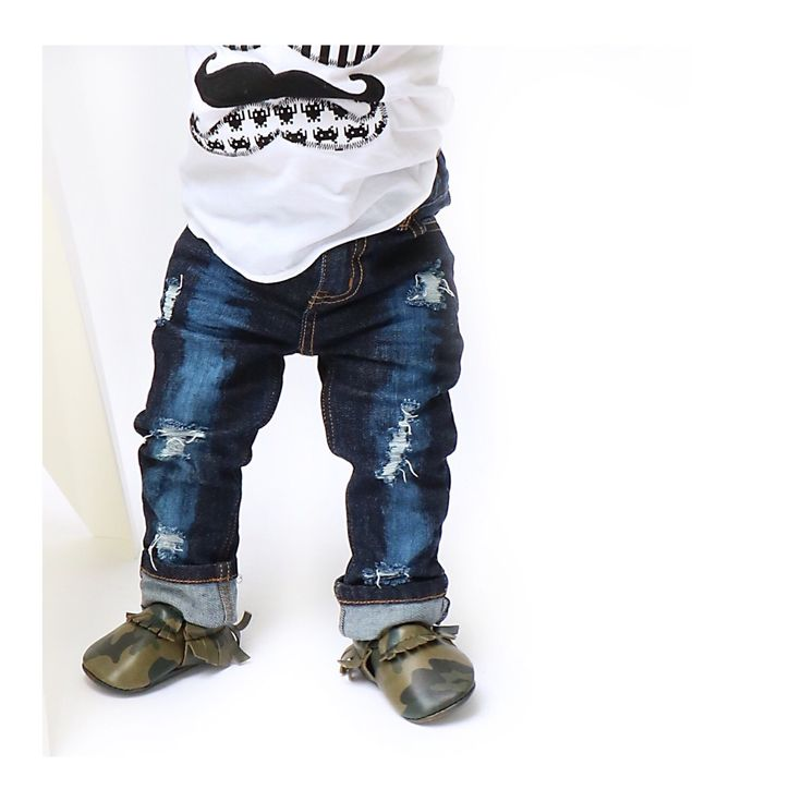 Sasha Shorts/Jeans - infant/toddler hand-distressed jeans for boys or girls - Choose skinny or straight fit OR shorts by eNVDenim on Etsy https://www.etsy.com/listing/240059631/sasha-shortsjeans-infanttoddler-hand