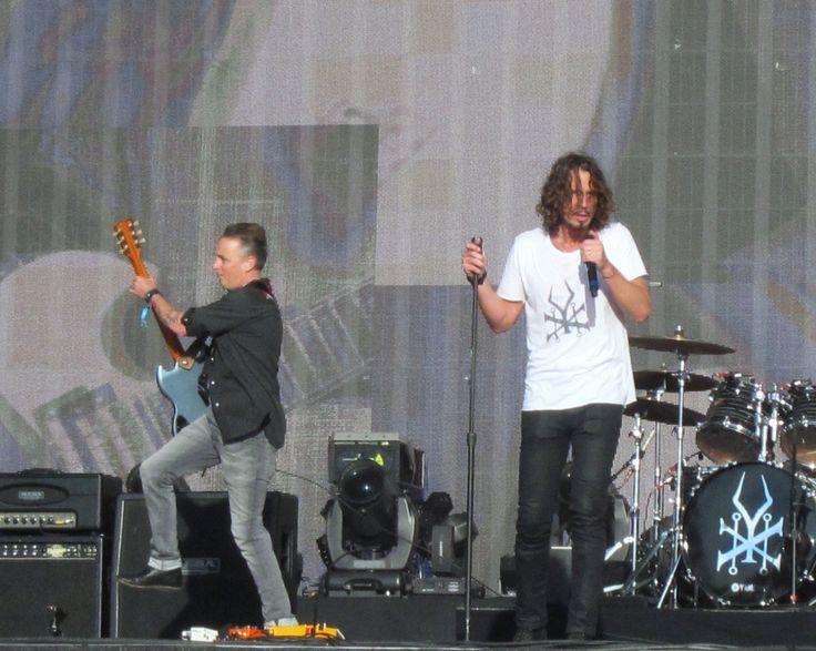 Chris Cornell Soundgarden Hyde Park BST Mike McCready Peral Jam IMG_1865