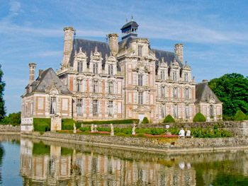 33 best beaumesnil images on pinterest castles chateaus and normandie. Black Bedroom Furniture Sets. Home Design Ideas