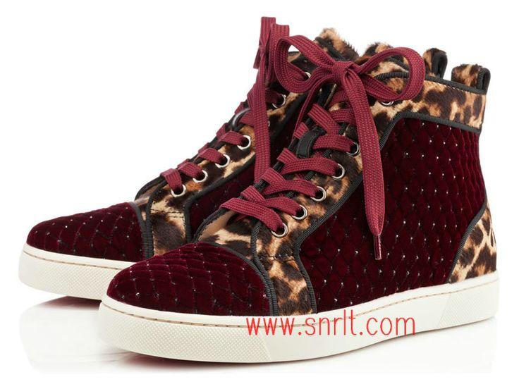 chaussure louboutin pas cher escarpin