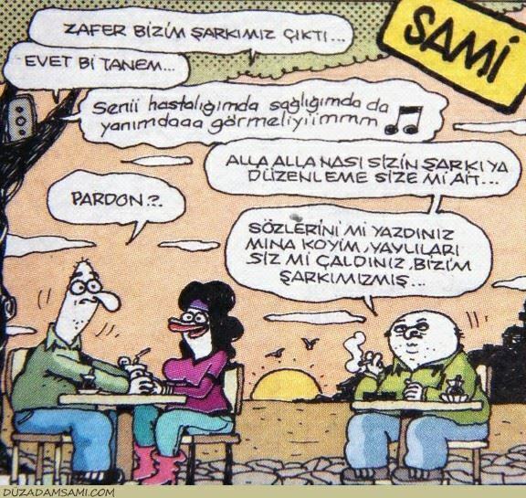 Sami - Bizim şarkımız