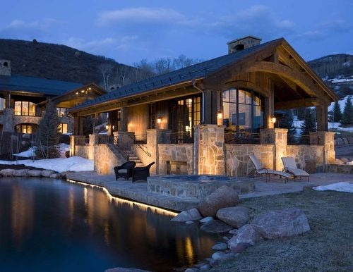 John Paulson Lists His More Modest Aspen Home for $30M - House of the Day - Curbed National