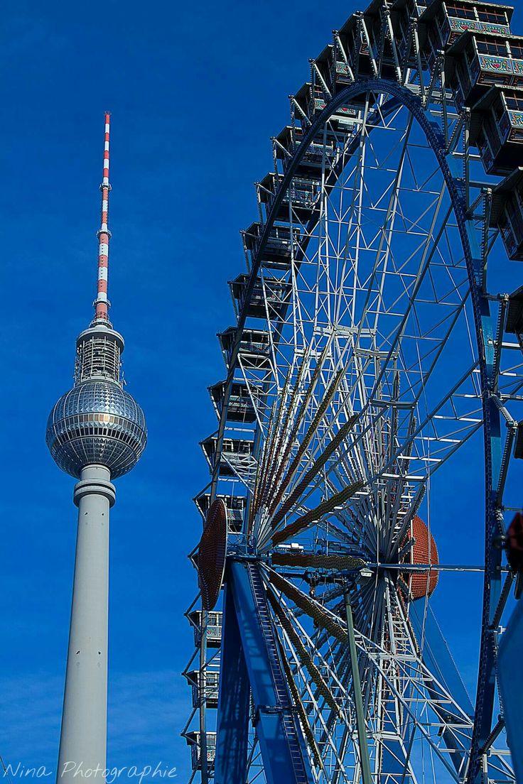 Tour Alexander Platz Berlin