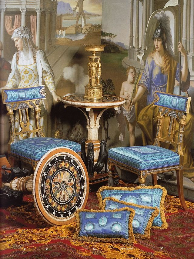 40 best Versace Furniture images on Pinterest  Versace furniture Versace home and Chairs