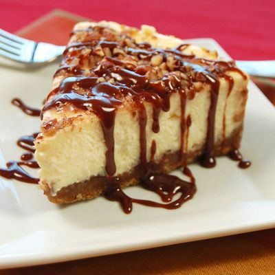 Caramel Praline Cheesecake | Tasty Kitchen: A Happy Recipe Community!