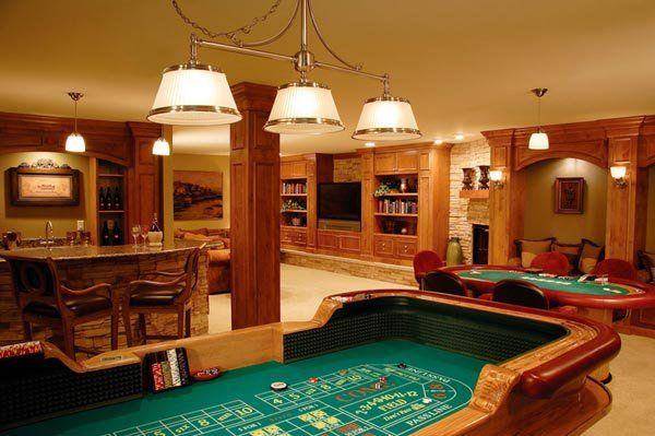 dream basements 12 If your basement looks like this, congratulations, you win (32 Photos)