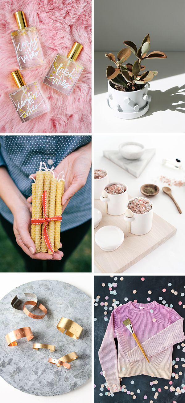 The Ultimate Guide to DIY Holiday Gifts That Don't Suck: 41 Really Cool (Giftable) Projects #mothersday #mothersdaygifts