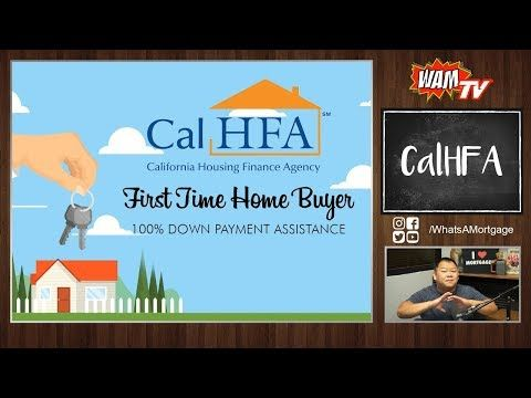 Calhfa Down Payment Assistance Program in 2020 | Down ...