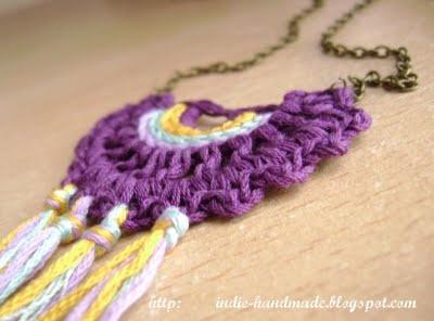 My necklaces