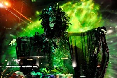 Harrods wizard of Oz theme