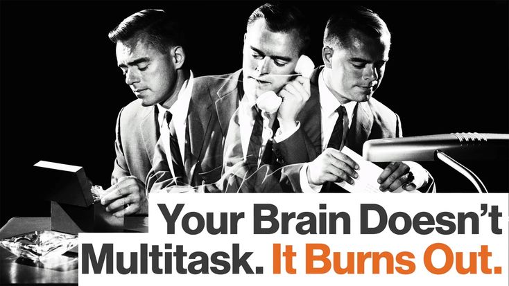 Multitasking Is a Myth, and to Attempt It Comes at a Neurobiological Cost - McGill University Psychology Professor Daniel Levitin