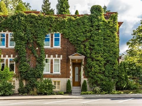 Condo for sale in Outremont (Montréal) - $849,000