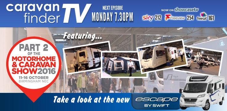 Caravan Finder TV | Caravan Finder TV on Sky TV and Freesat | Caravan and Motorhome TV Show