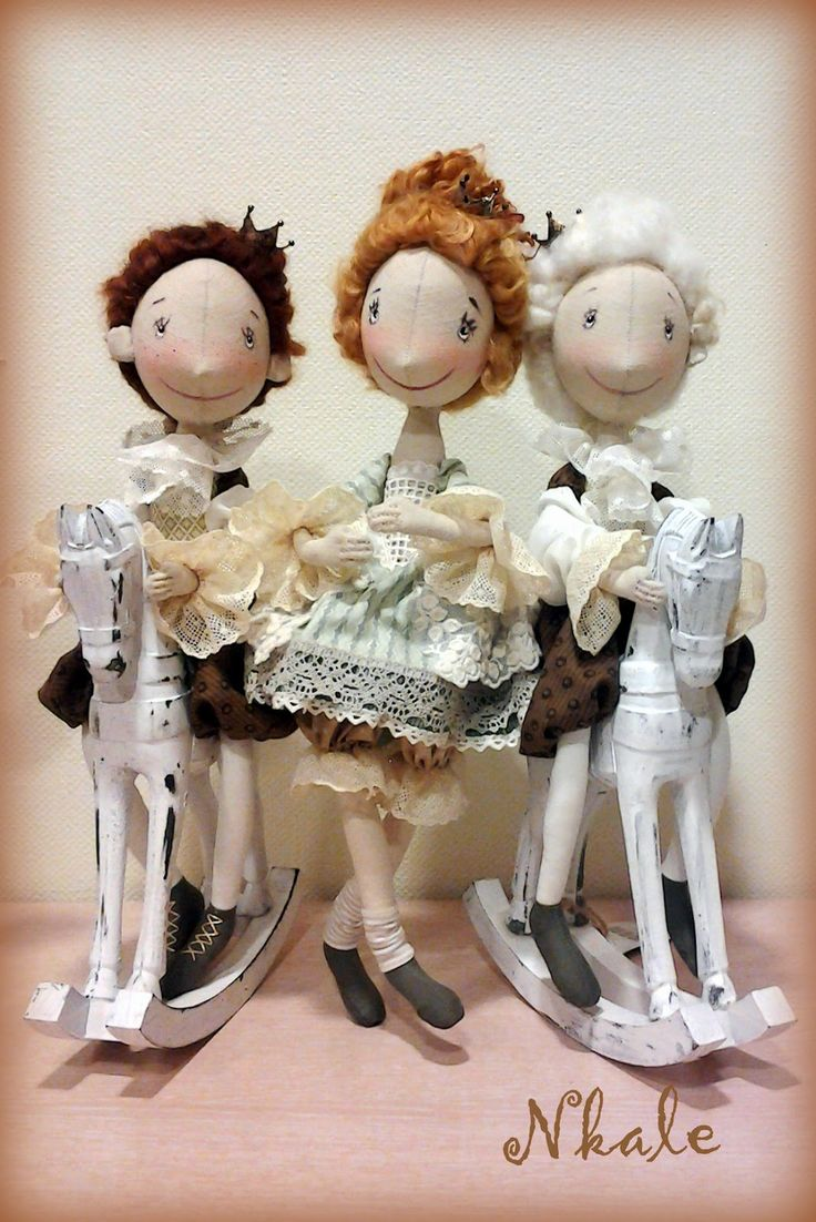 NKALE :-) В каждой игрушке сердце: И опять МК в реале: Прынцы, Прынцессы, Овечки