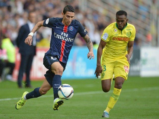 Paris Saint-Germain's Angel di Maria fit to face Manchester City