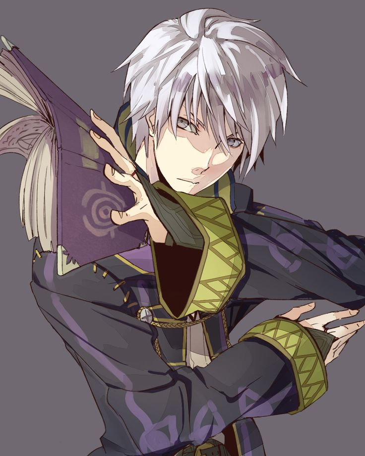 Robin. Fire Emblem: Awakening. I only know him from the new super smash but he's already awesome