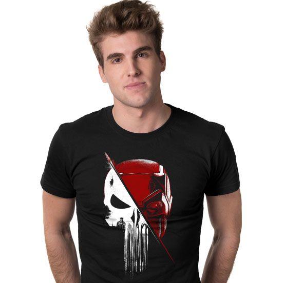 Heroes of Hell's Kitchen. Disfruta esta camiseta original de nuestra colección Classic y aprovecha nuestra magníficas promociones.  The #Punisher Y #Daredevil