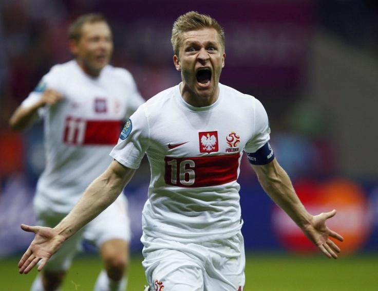 EURO 2012 - Polish soccer Jakub Błaszczykowski