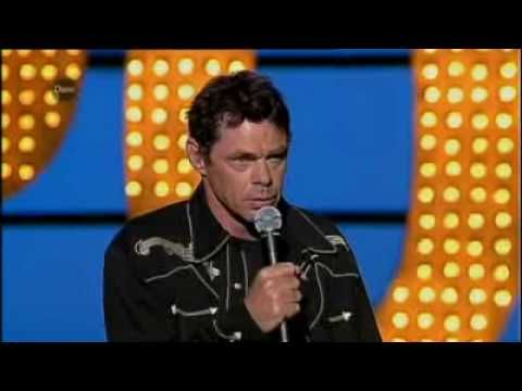 Rich Hall - The Tom Cruise Sketch