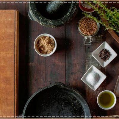 Ingredientes asiáticos para tus platos