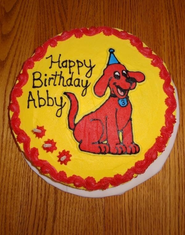 clifford birthday cake - Google Search