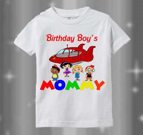 Hey, I found this really awesome Etsy listing at https://www.etsy.com/listing/188148695/little-einsteins-mom-shirt-birthday-mom