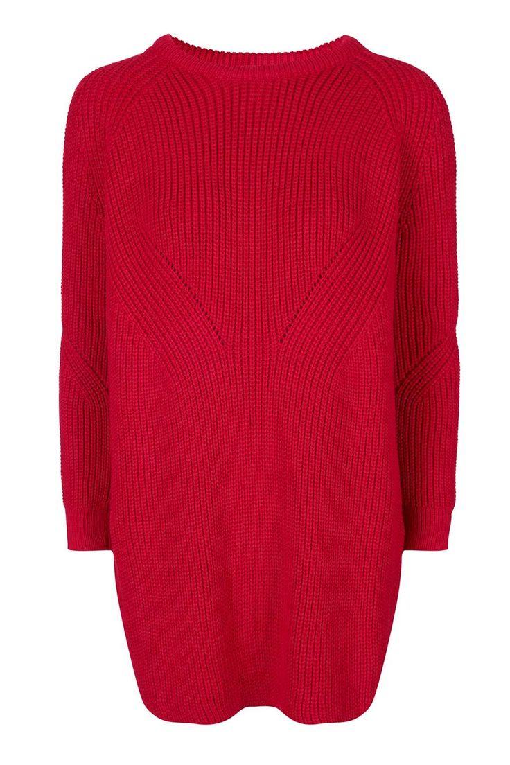 Oversized Jumper Dress - Sweaters & Knits - Clothing | Oversized ...
