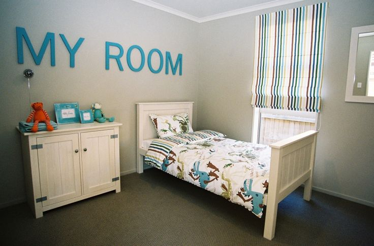 Make it your little ones own space. Let them decide on colour.