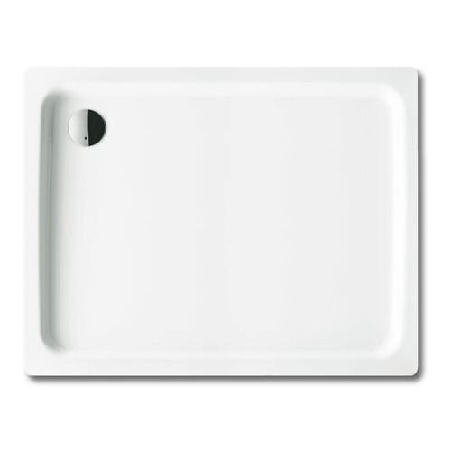 Kaldewei DUSCHPLAN Ambiente Stahl-Duschwanne 392-1 100 x 100 x 6,5 cm 440200010001 - Design in Bad