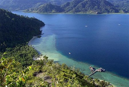 Danau Siombak Sumatera Utara