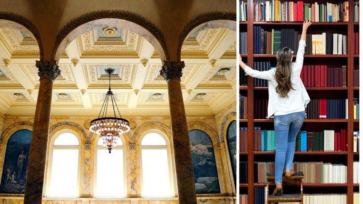 Library & leadership
